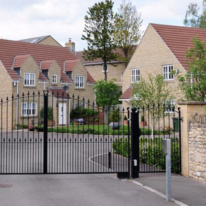 Perimeter Gates and Barriers Installations Manchester